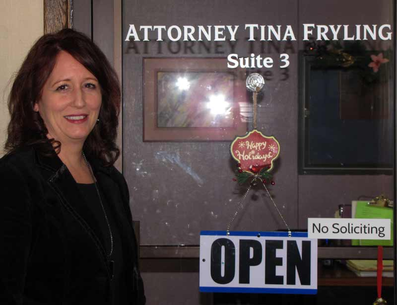 Erie PA Attorney, Tina Fryling