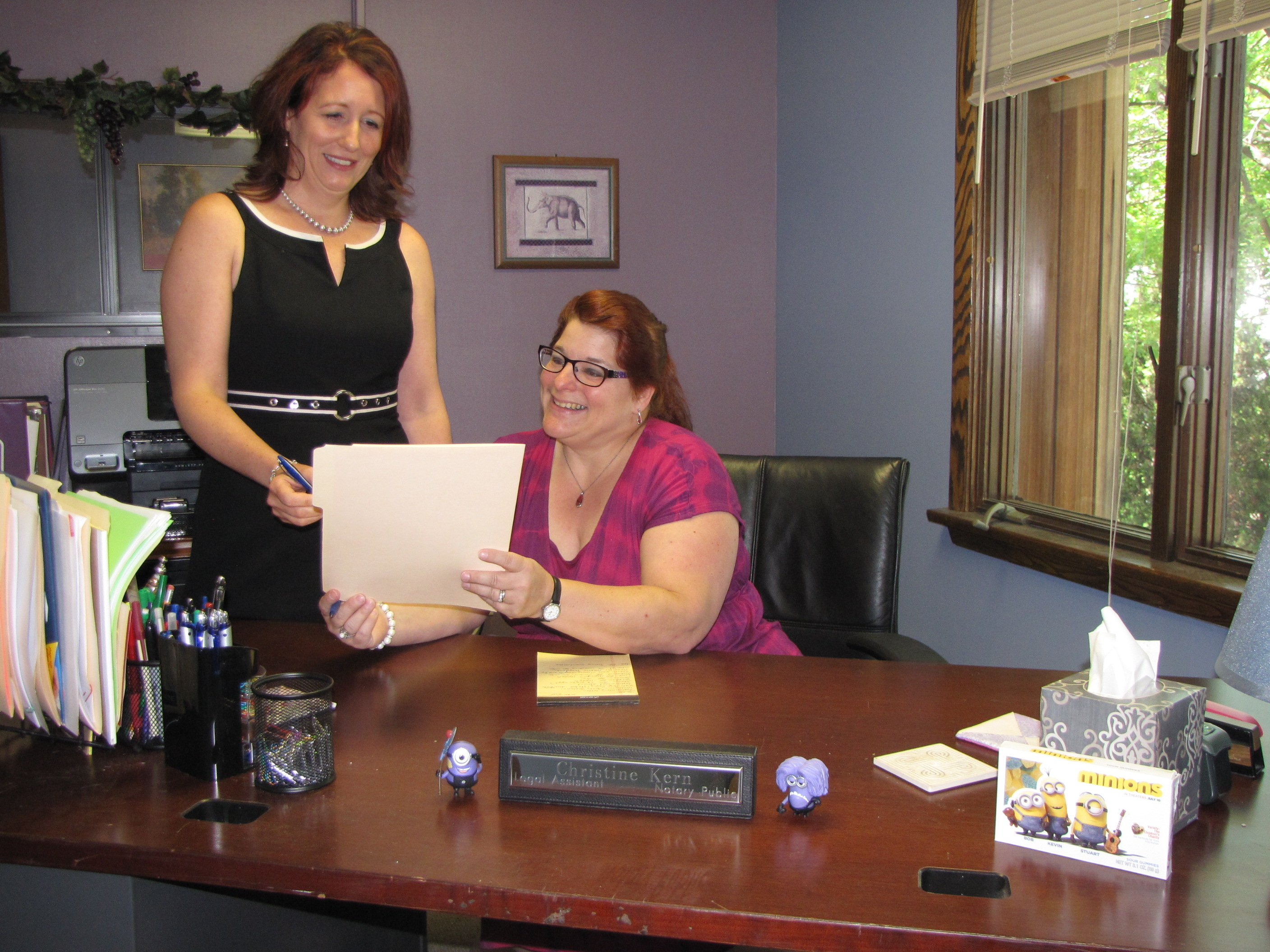Legal Notary Services in Erie, PA